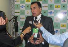 Freire Junior, o novo presidente do Parlamento Amazônico (Foto: Divulgação/ASPAM)